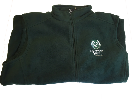 Picture of College of Agricultural Sciences Vest