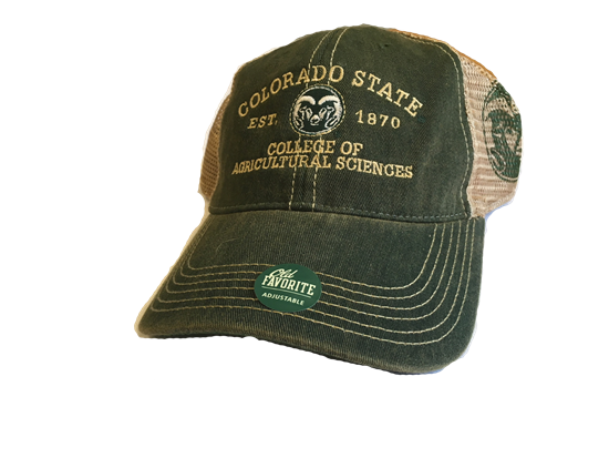 Picture of Hat - College of Ag Old Favorite