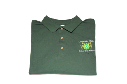 Picture of Short Sleeve Green Polo Shirt