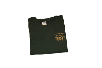 Picture of Long Sleeve Green Shirt - Outstanding in our Field